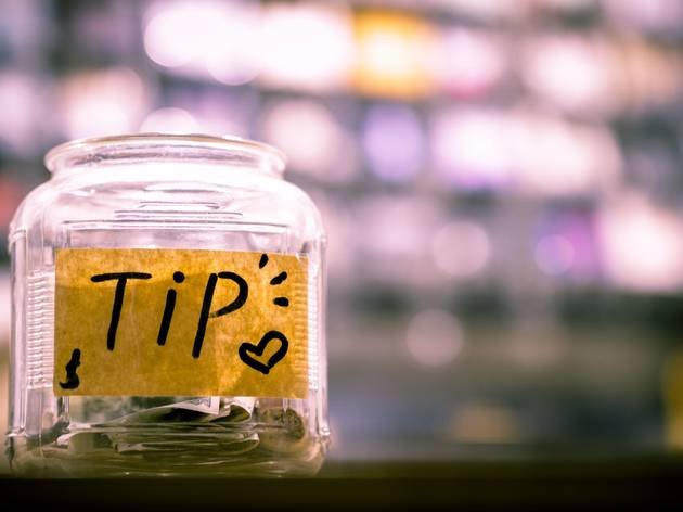 Don't worry, this holiday tipping guide has got you covered