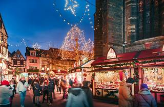 Alsace Holiday Market