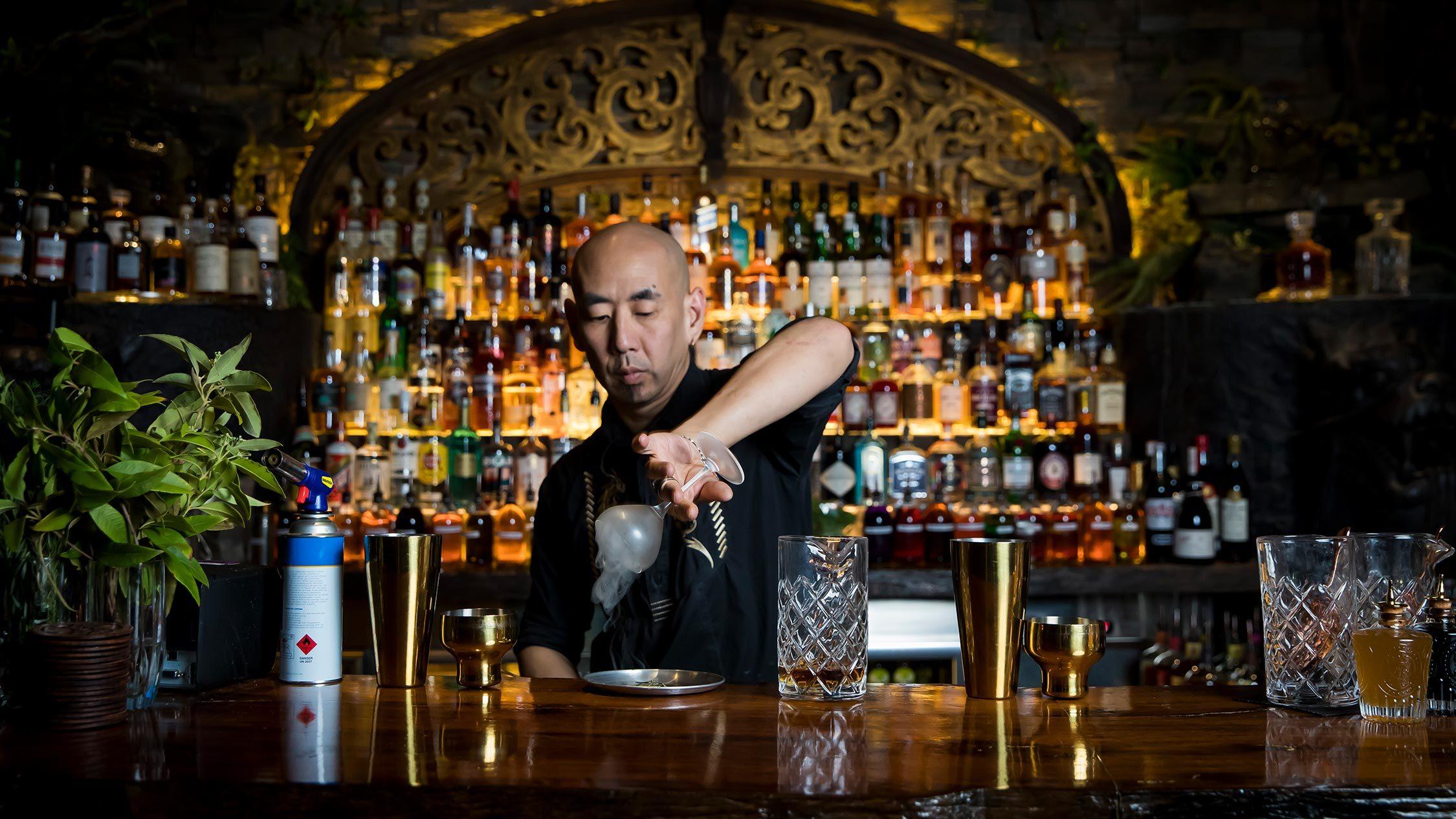 Saga Bar