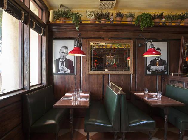 The Pikey Los Angeles British Pub