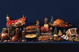 The Astor The Global Feast Christmas2019