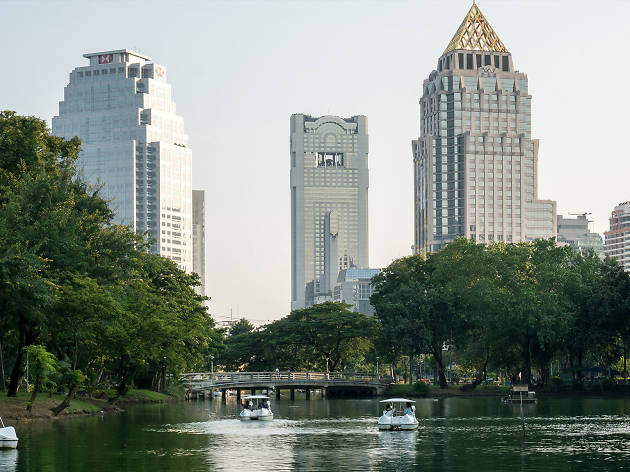 Best public parks in Bangkok