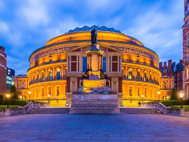 Even the Royal Albert Hall says its future is now at risk