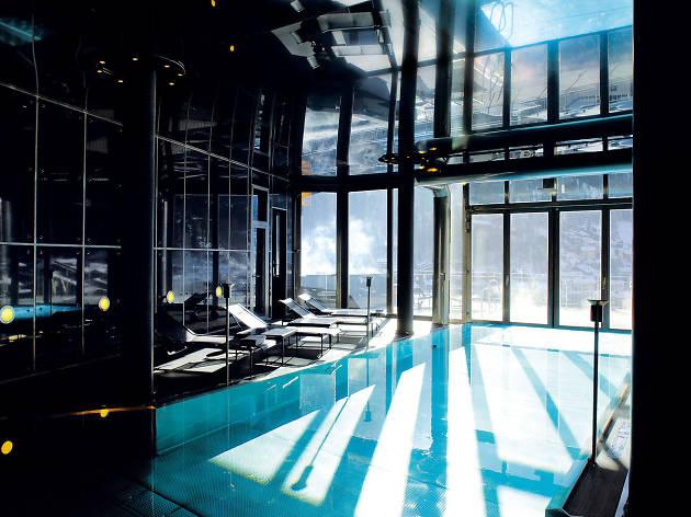 The Omnia spa