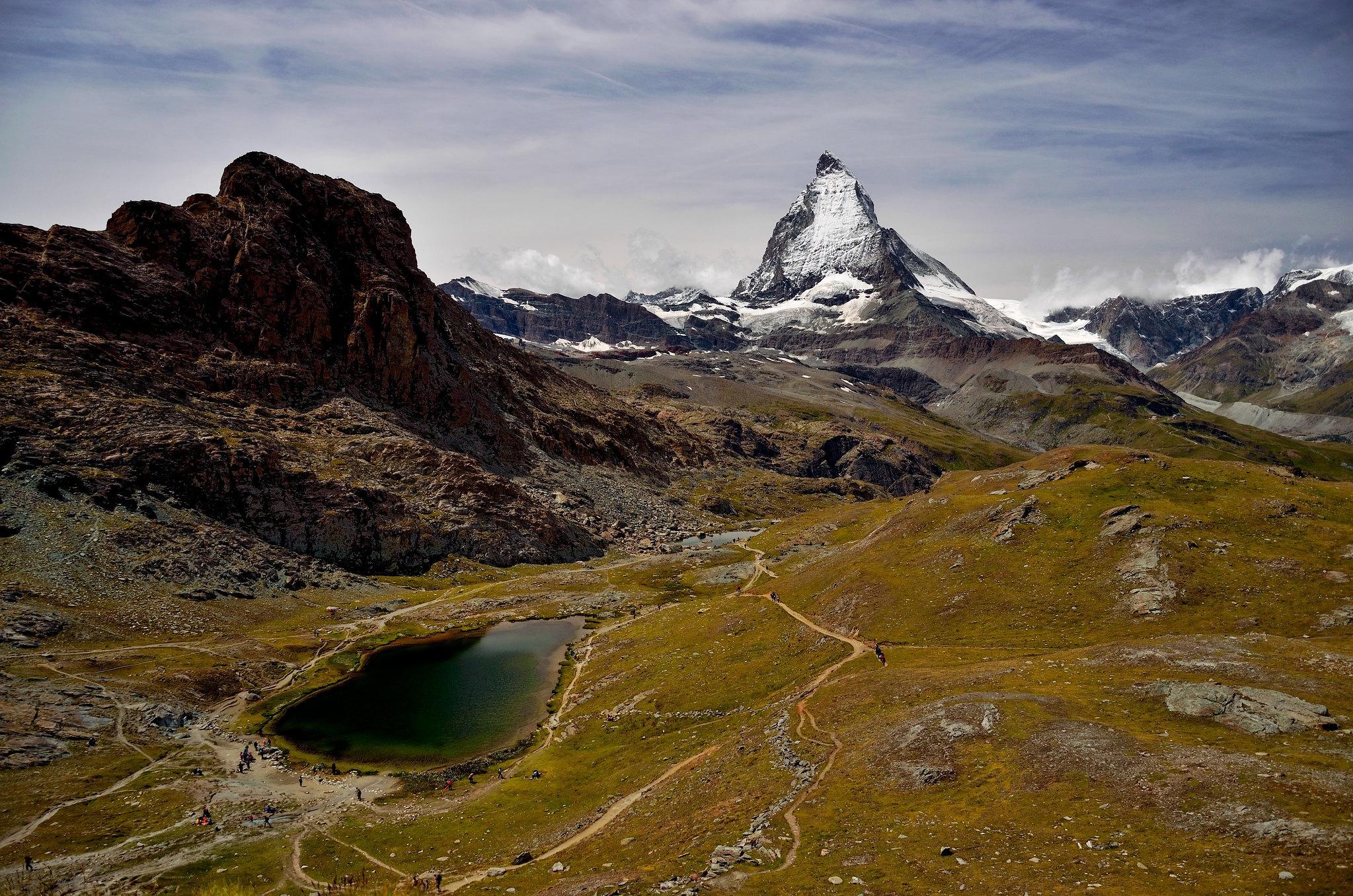 Zermatt, for The Omnia commercial feature
