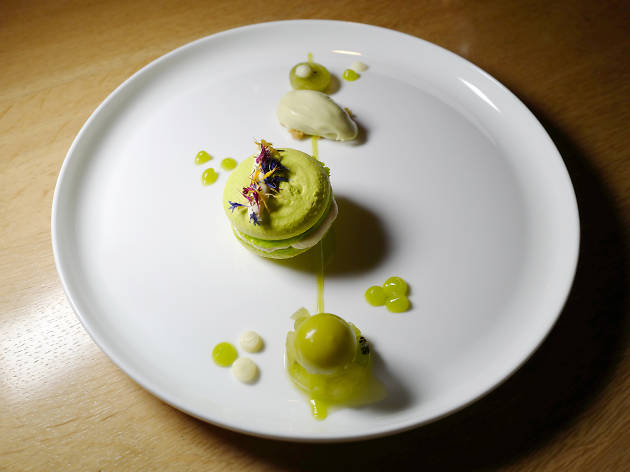 The Omnia, restaurant