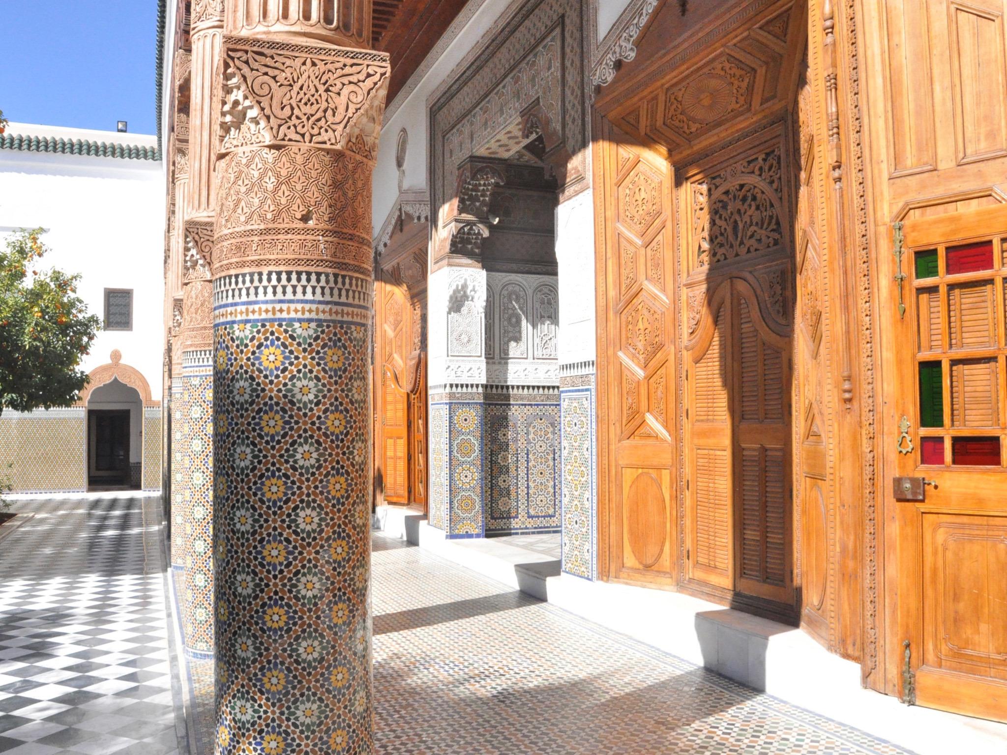 Dar el Bacha palace