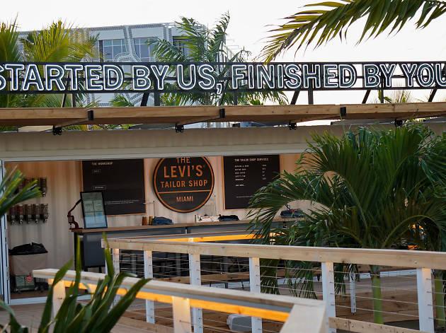 Levi's Haus Miami