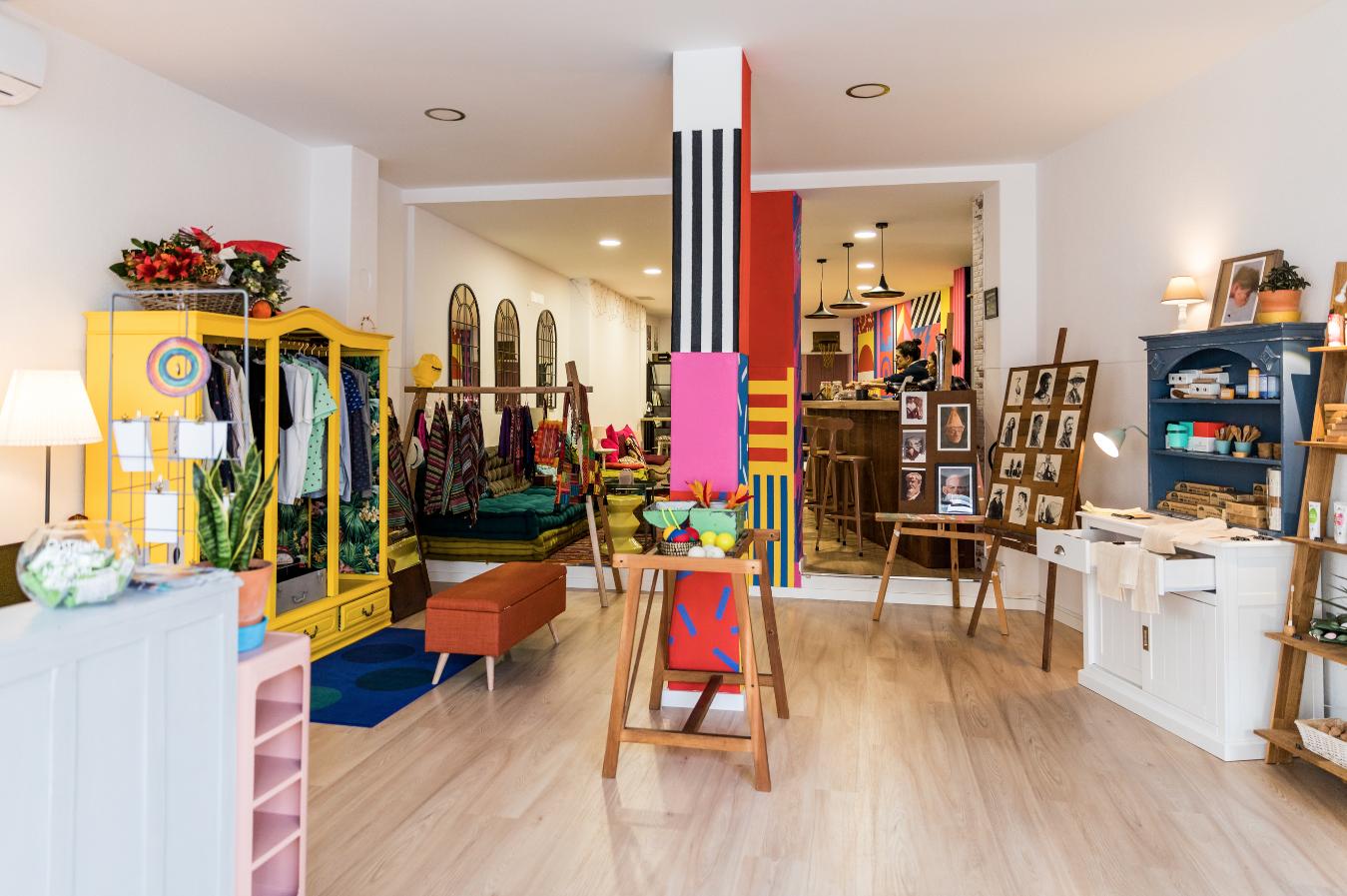 Homies Local Joint: o novo espaço de Santa Apolónia onde jogos e produtos sustentáveis se misturam
