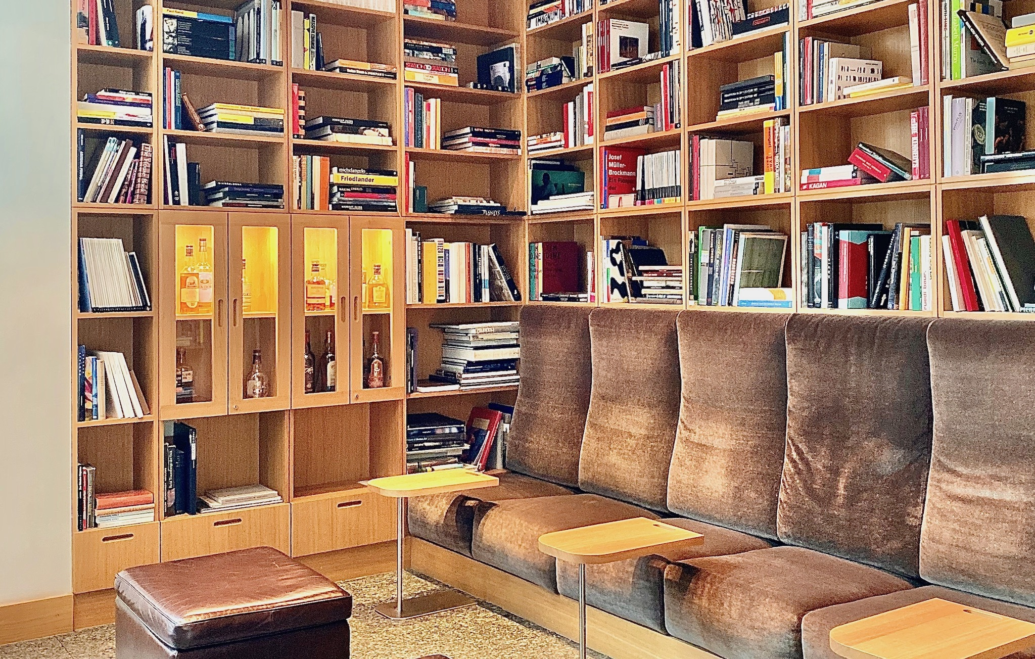 Library at The Omnia