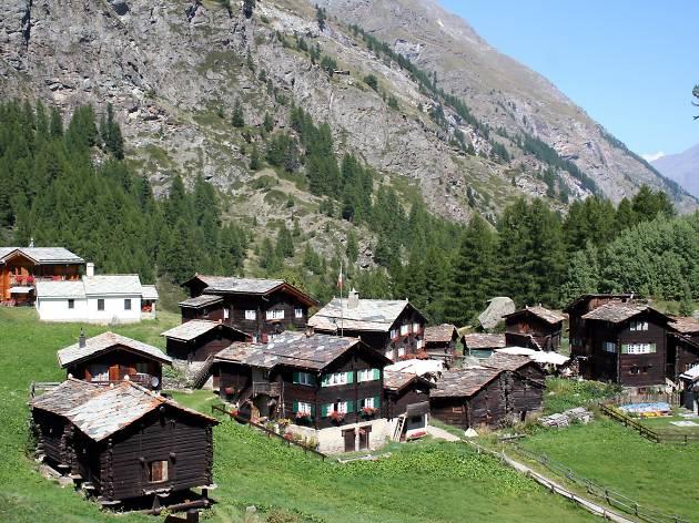 Furi, Zermatt - for The Omnia commercial feature