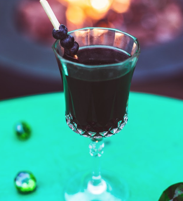 queen of hoxton mulled wine
