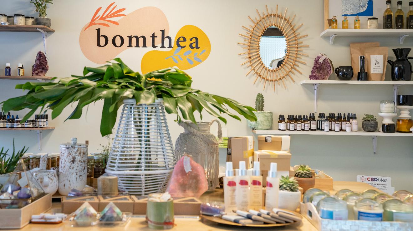 Bomthea abre su primera pop up store en la CDMX