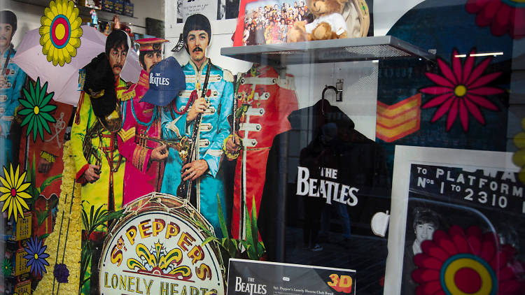 The Beatles merchandise