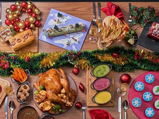 Christmas Buffet 2019 Aloft