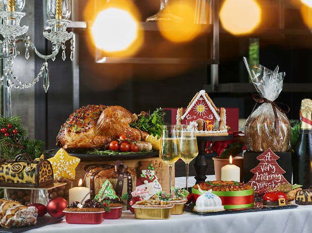 Christmas Buffet 2019 Sofitel