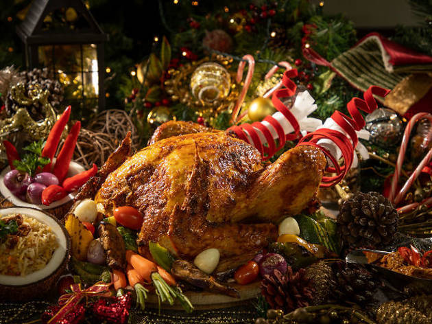 Best Christmas Buffets in KL 2019