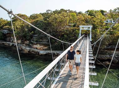 Do you have what it takes to conquer the new 80km Bondi to Manly walking track?