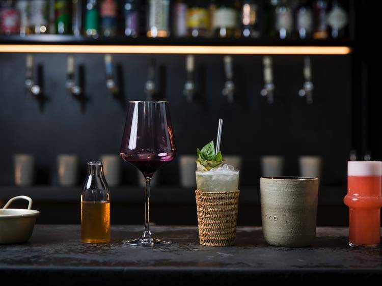 Sample a next-level cocktail at PS40