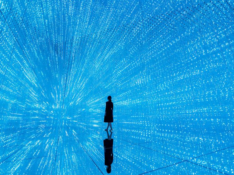 Enter a galaxy of immersive art