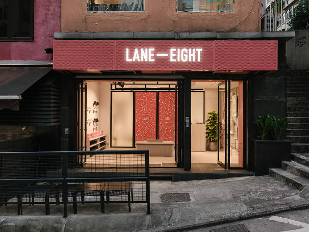 Lane Eight
