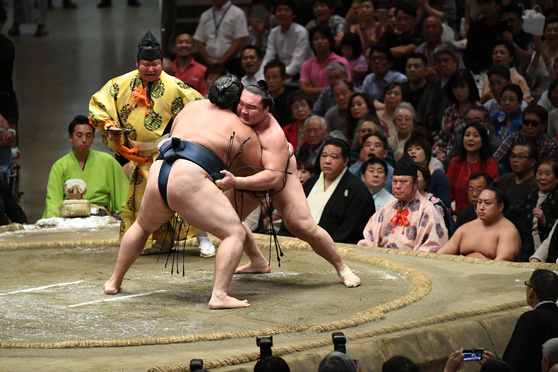 Ryogoku Kokugikan - do not use elsewhere but 101 things to do in Tokyo