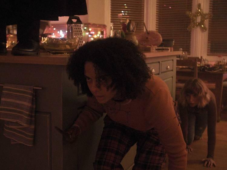 《聖誕大凶日》:姊妹淘緝兇