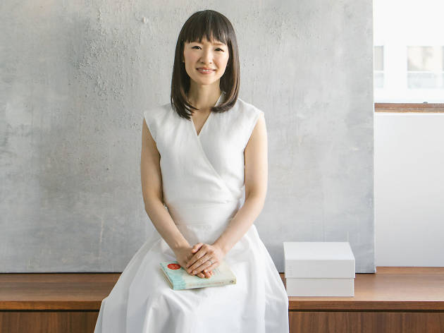Marie Kondo - photo from PR Times
