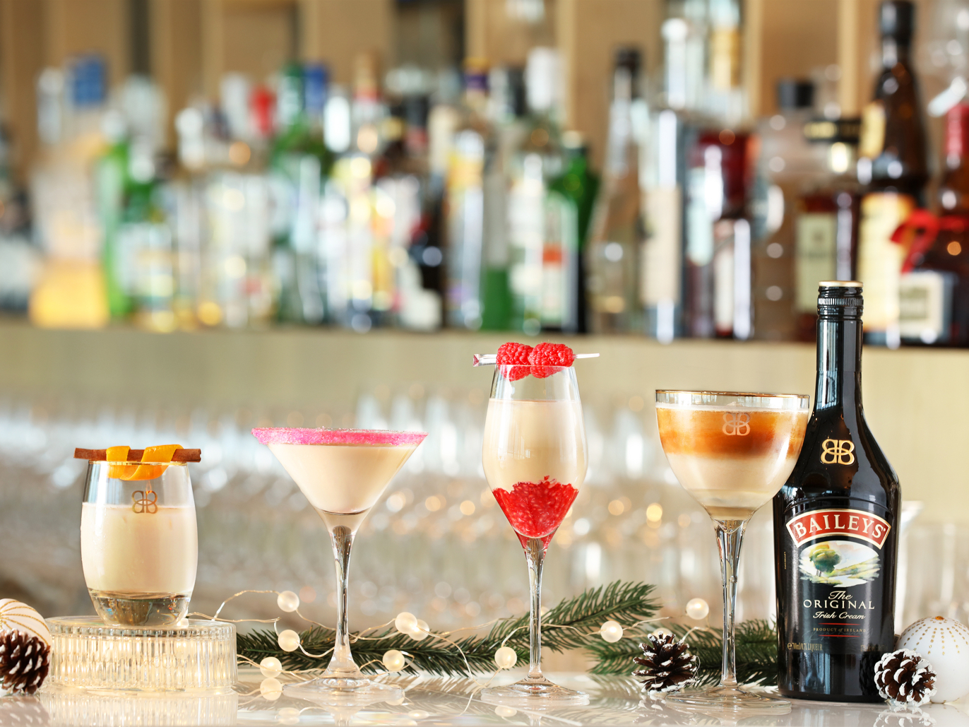 Baileys Christmas Cocktails