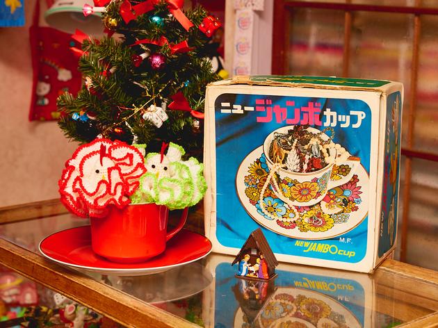 特殊雑貨店で選ぶ、クリスマスプレゼント
