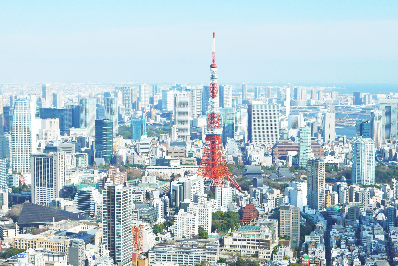 tokyo skyline cheap hacks