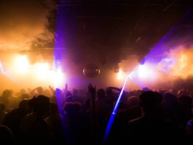 36% off Ministry of Sound New Year's Eve with Hannah Wants