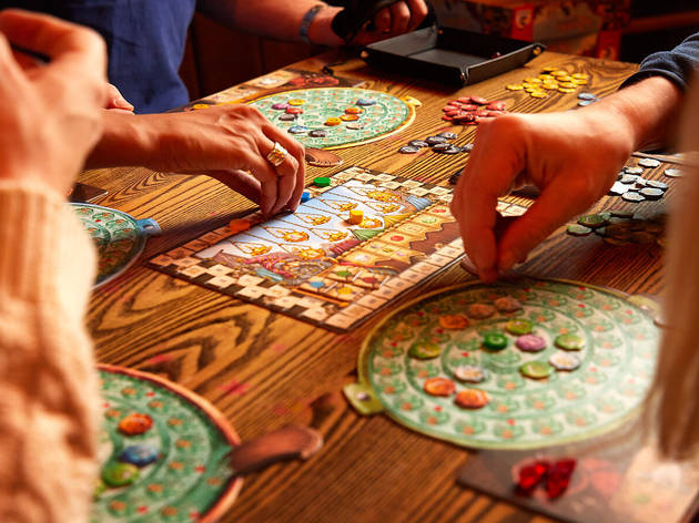 Two-for-one tickets to So Board: board and party game events