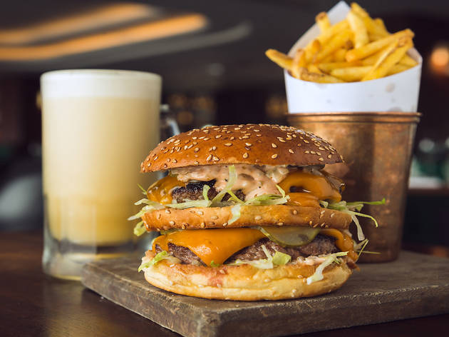 Exclusive: get a main, side and cocktail at Hawksmoor Spitalfields bar