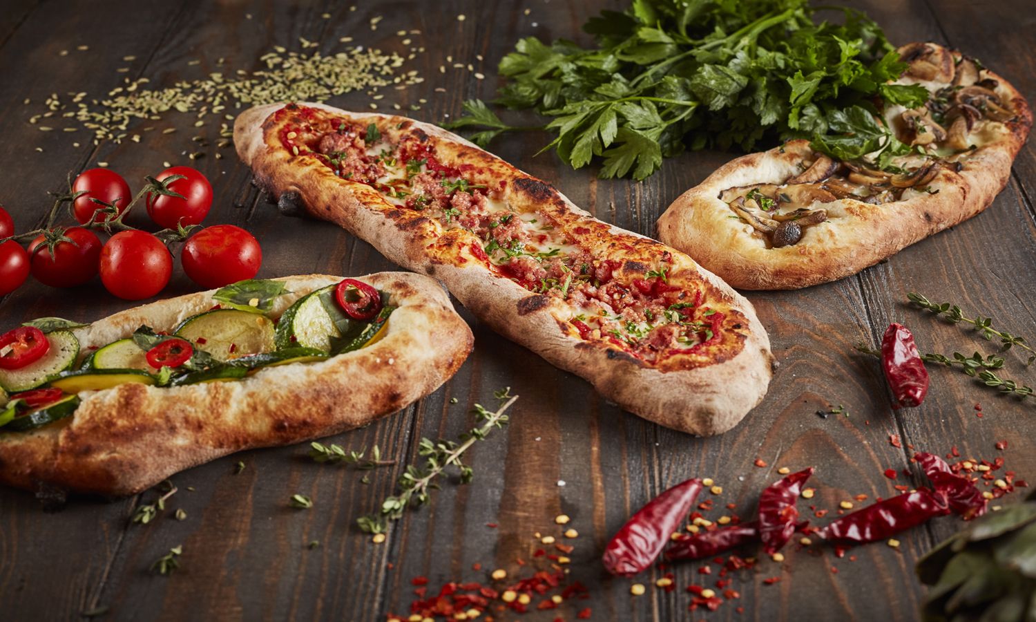 Get pizza, sides, dessert and bottomless prosecco for just £19.50 at Terra Terra