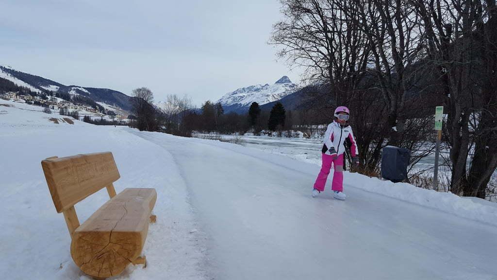 St Moritz, Engadin