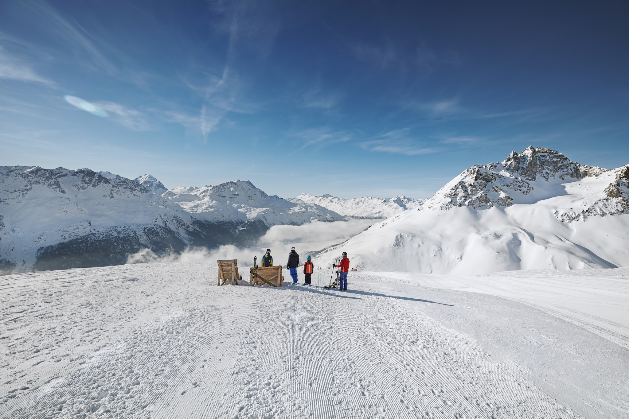 Snow Deal, St Moritz, Engadin