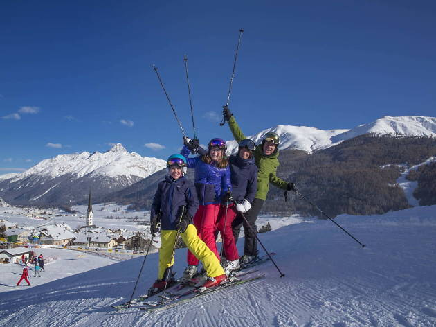 Ten things to do for families in St. Moritz, Engadin