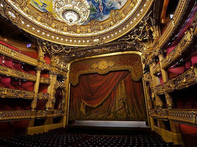Un escape game mégalo au milieu d'un orchestre de 250 musiciens à l'Opéra Garnier