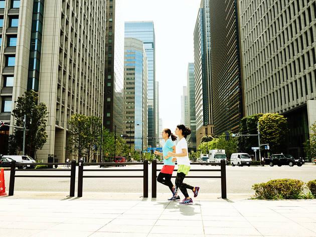 東京リレーマラソンフェスティバル2020 ココロ踊らせ!走り抜け!~春の音楽RUN祭~