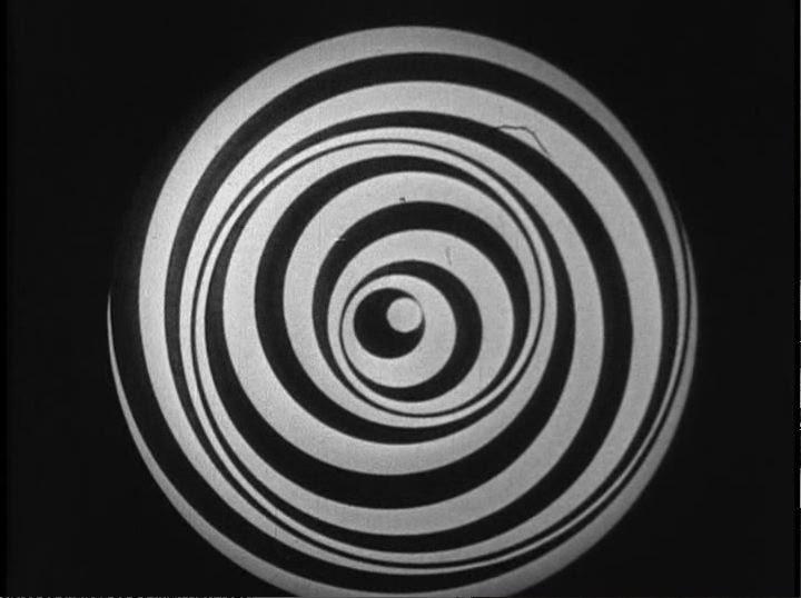 Anémic Cinema de Marcel Duchamp
