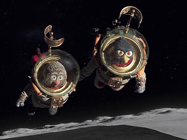 Solan & Eri, missió a la Lluna