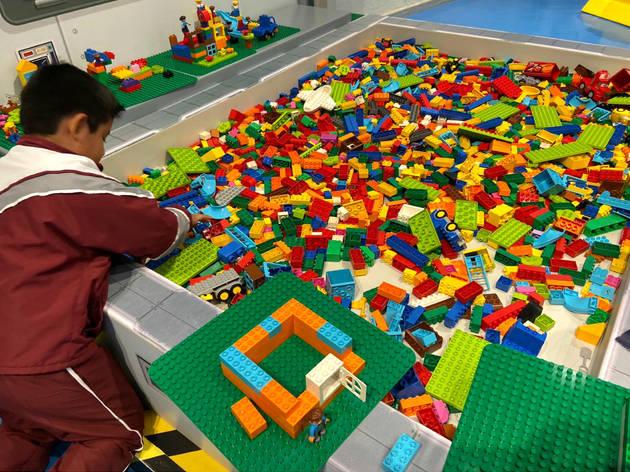 Lego Playtime Agencia (Foto: Patricia Alor)