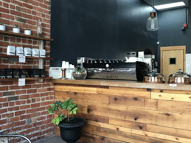 Sextant Coffee Roasters