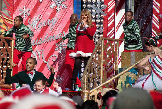 It's a holiday miracle: A Mariah Carey Christmas pop-up is coming to NYC