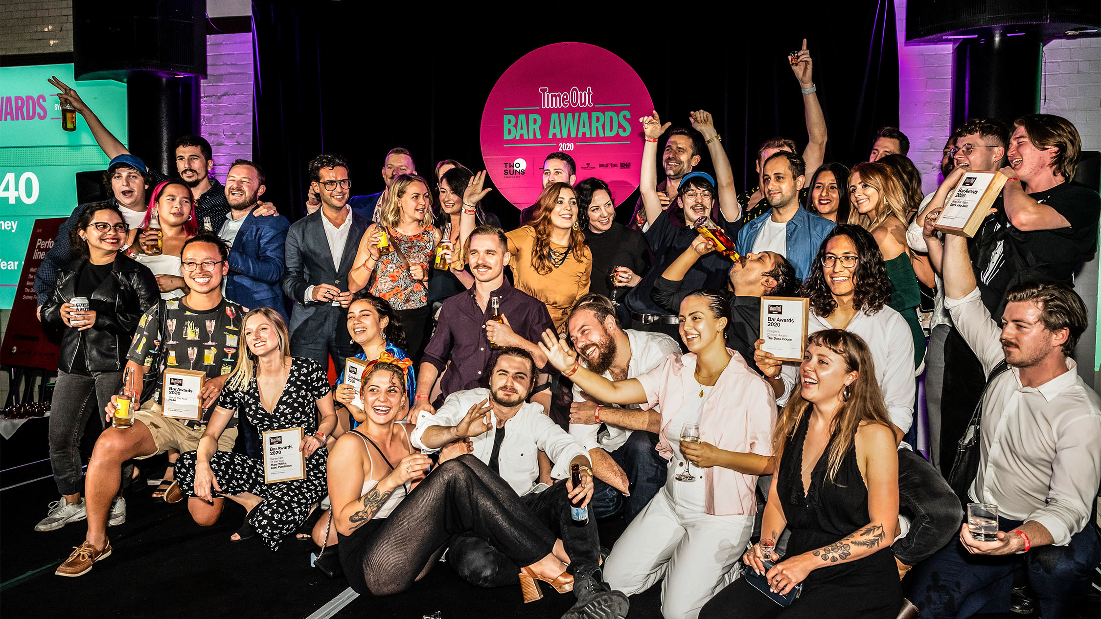 Time Out Bar Awards 2020: recap