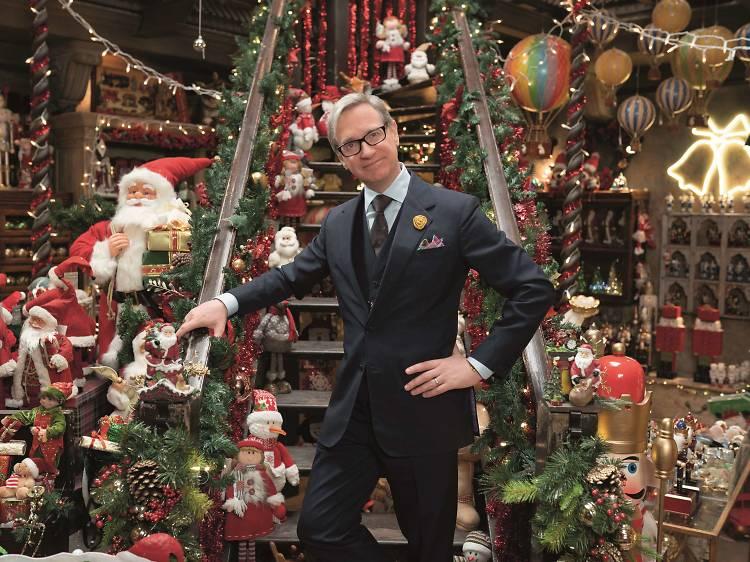 《舊年聖誕好戀嚟》:聖誕溫情喜劇