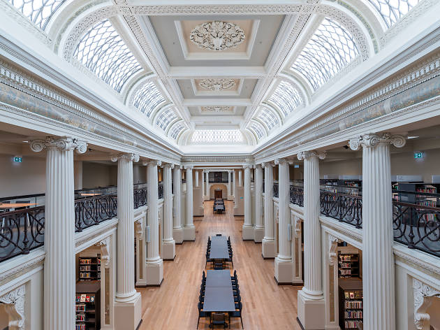 The State Library of Victoria has reopened after an $88 million renovation