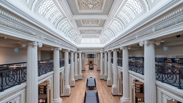 State Library of Victoria Ian Potter Queen's Hall 2019