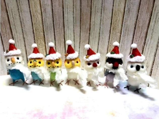 IKEBUKURO #ことりサミット ~小鳥のクリスマス~